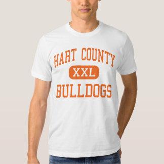 Hart County - Bulldogs - High - Hartwell Georgia Shirts