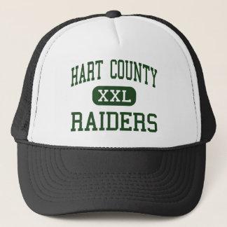 Hart County - Raiders - High - Munfordville Trucker Hat