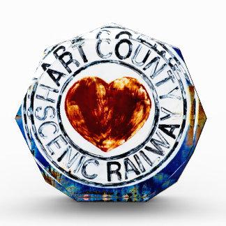 hart county scenic rr logo award