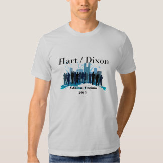 Hart/Dixon Cousin Weekend T-shirt