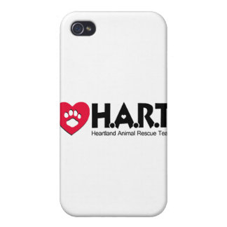 HART Logo Case For iPhone 4