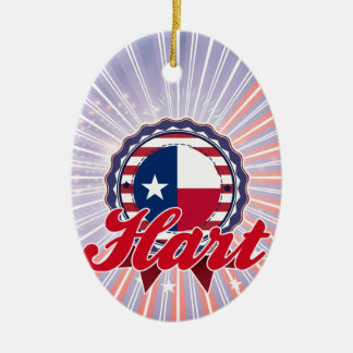 Hart, TX Christmas Ornaments