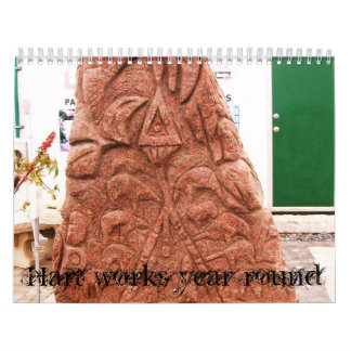 Hart works year round calendar