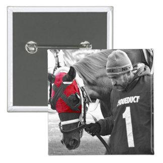 Hartack Jr. Pinback Button