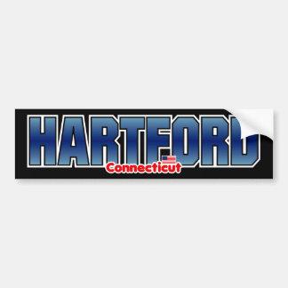 Hartford Bumper Bumper Sticker