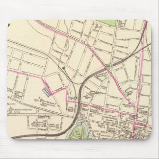 Hartford, Central Mouse Pad
