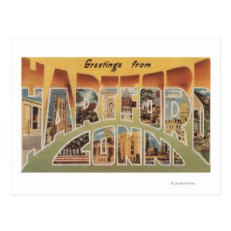 Hartford, Connecticut - escenas grandes 3 de la le Postal