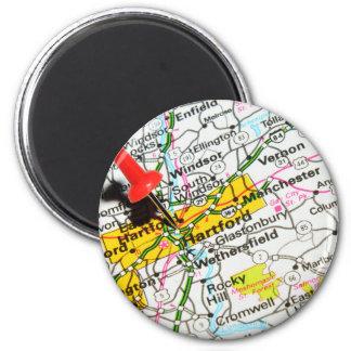 Hartford, Connecticut Magnet