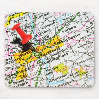 Hartford, Connecticut Mouse Pad