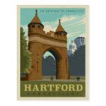 Hartford, CT Tarjetas Postales