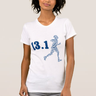 Hartford Half-Marathon: 13.1 Tee Shirts
