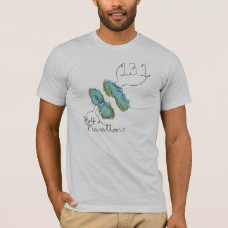 Hartford Half-Marathon: Shoes T-Shirt
