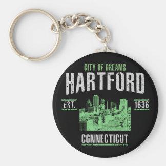 Hartford Keychain