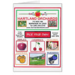 HARTLAND ORCHARDS CARDS
