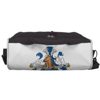 Hartmann Family Crest Commuter Bag