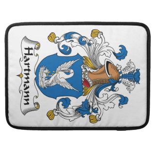 Hartmann Family Crest Sleeve For MacBook Pro