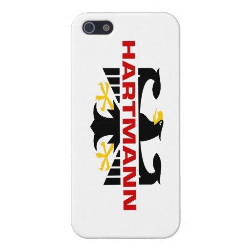 Hartmann Surname iPhone 5/5S Case