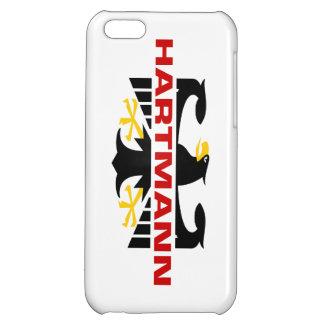 Hartmann Surname iPhone 5C Cases