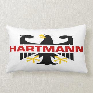 Hartmann Surname Pillows
