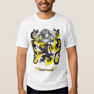 Hartness Coat of Arms (Family Crest) Tees