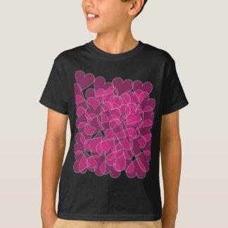 Harts pattern T-Shirt
