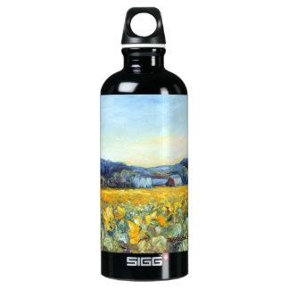 Hartsburg Gold Sue Ann Jackson Signature Aluminum Water Bottle