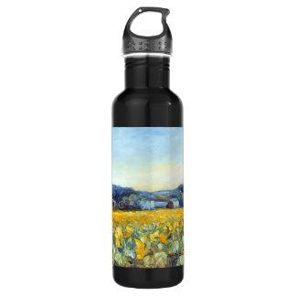 Hartsburg Gold Sue Ann Jackson Signature Water Bottle