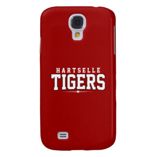 Hartselle High School; Tigers Galaxy S4 Cover