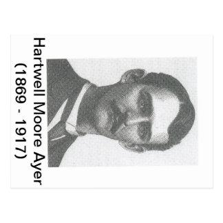 Hartwell Ayer Tarjeta Postal