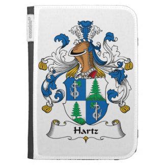Hartz Family Crest Kindle 3 Cases