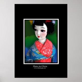 Haru no Onna Poster