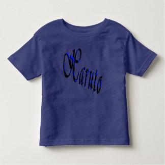 Haruto, Name, Logo, Toddles Blue T-shirt