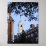 Harvard en la primavera impresiones