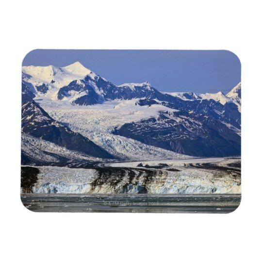 Harvard Glacier in College Fjord, Alaska 2 Magnet