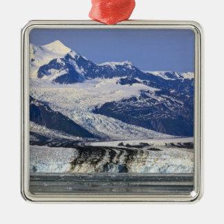 Harvard Glacier in College Fjord, Alaska 2 Christmas Ornaments