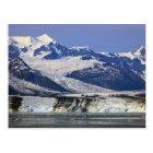 Harvard Glacier in College Fjord, Alaska 2 Postcard