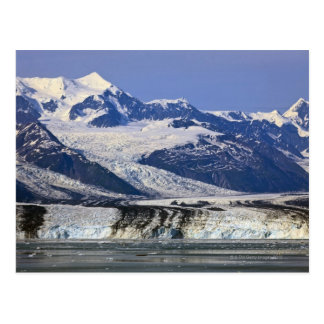 Harvard Glacier in College Fjord, Alaska 2 Postcards