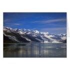 Harvard Glacier in College Fjord, Alaska Card