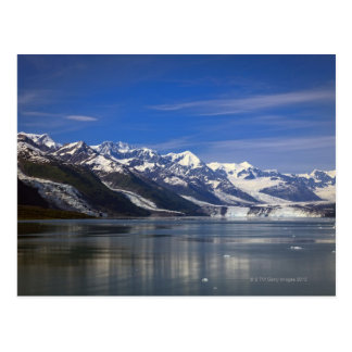 Harvard Glacier in College Fjord, Alaska Postcard