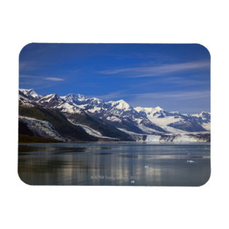 Harvard Glacier in College Fjord, Alaska Rectangular Magnet