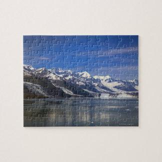 Harvard Glacier in College Fjord Alaska Jigsaw Puzzle