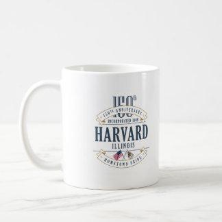 Harvard, Illinois 150th Anniversary Mug