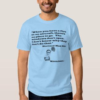 Harvard Man Mitt Tee Shirt