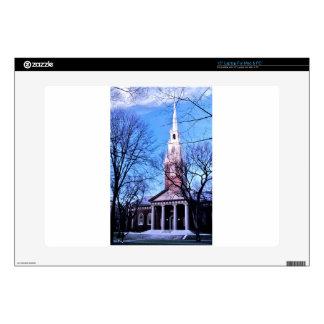 Harvard Memorial Chapel Laptop Skin