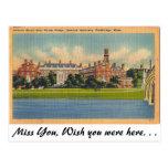 Harvard University, Cambridge, Massachusetts Postcards