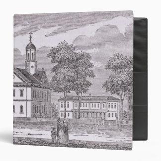 Harvard University, from 'Historical 3 Ring Binder