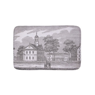 Harvard University, from 'Historical Bathroom Mat