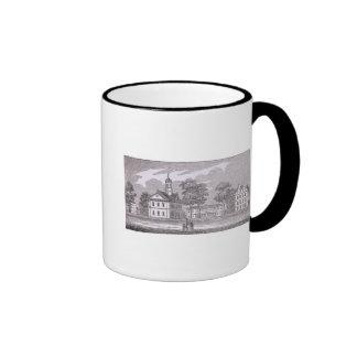 Harvard University, from 'Historical Ringer Mug