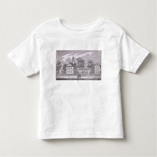 Harvard University, from 'Historical Toddler T-shirt