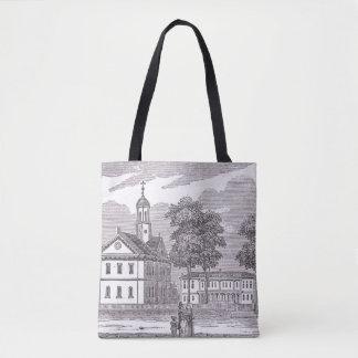 Harvard University, from 'Historical Tote Bag